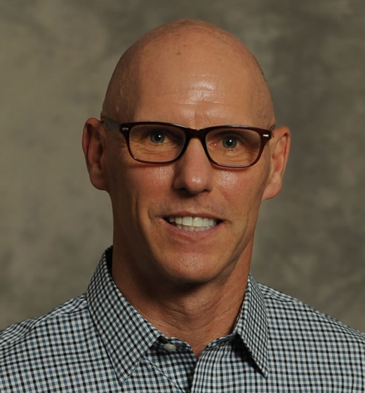 Dr. Dean Ravizza Headshot