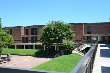 Chesapeake Hall Exterior