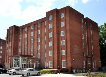 Chester Hall Salisbury University