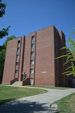 Severn Hall Salisbury University