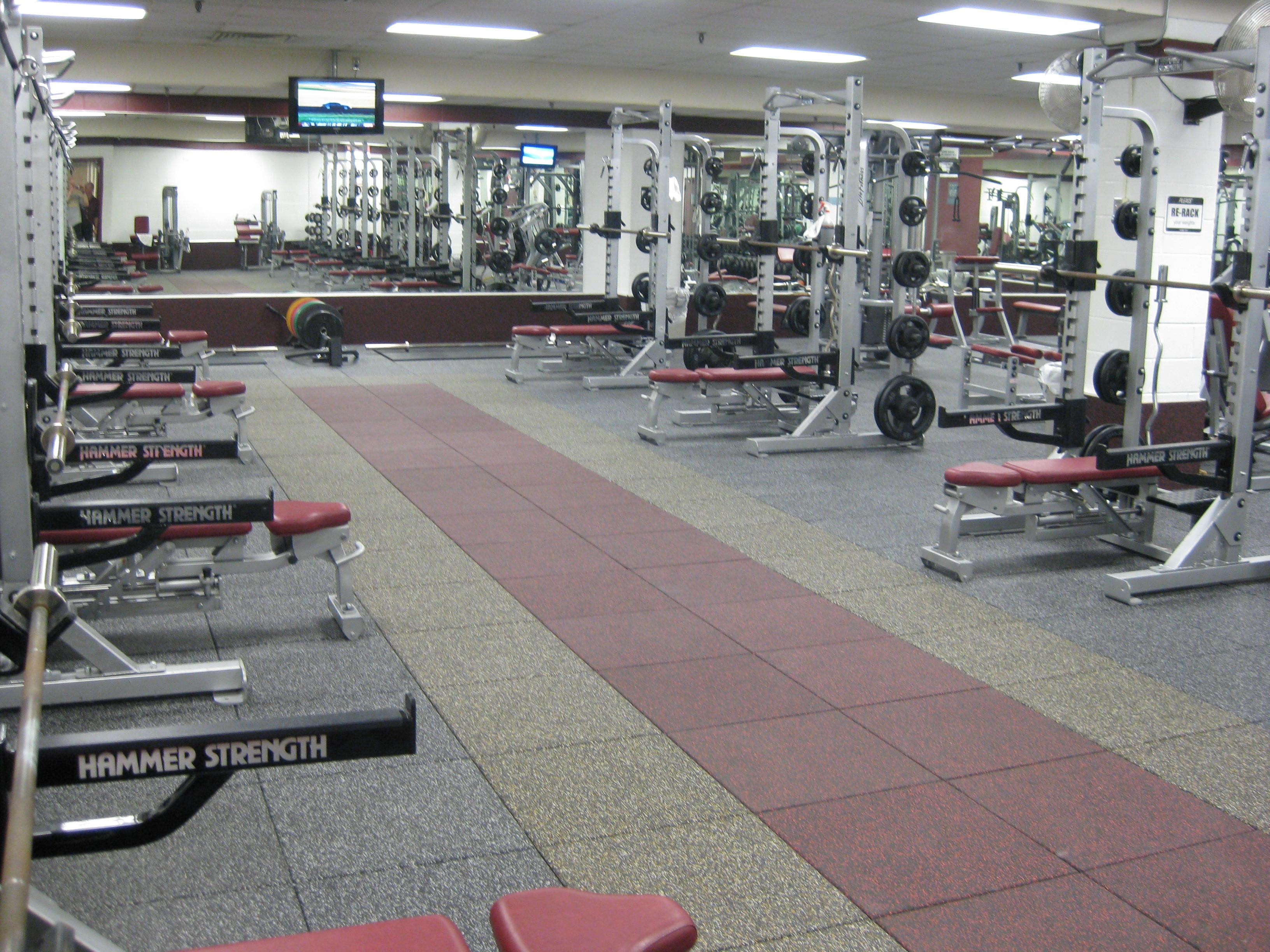 Training Facilities | Salisbury University